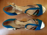 Sandale tip platforma dama, marimea 40