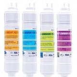 Set filtre dozator apa by ex Hyundai Waco. schimb la 1 an (Sediment+Precarbon+U.F+Postcarbon)