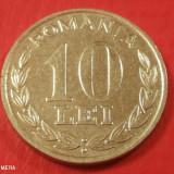 Romania 10 Lei 1995 Luciu