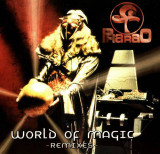 "VINIL Pharao – World Of Magic (Remixes) 12"", Maxi-Single - VG+ -"