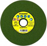 Cumpara ieftin Disc abraziv pentru aparat de ascutit lant drujba 145x 3.2 x 22.2mm Tecomec...