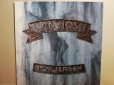 BON JOVI - NEW JERSEY (1988/MERCURY/USA) - Vinil/Analog/Impecabil (M-), universal records