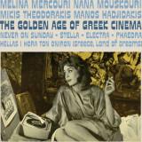 Melina Mercouri Nana Mouskouri The Golden Age Of Greek Cinema slipcase (2cd)