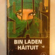 Bin Laden haituit - GERARD DE VILLIERS , 2003