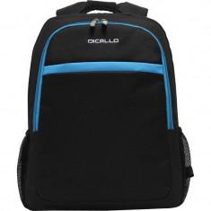 Rucsac laptop Dicallo LLB9256B 15.6 inch black / blue