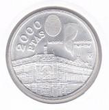 Moneda Spania 2.000 Pesetas 1994 - KM#937 UNC ( comemorativa, argint 0,925 )