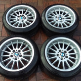 Set 4 jante BMW, model 32, 7Jx16 ET34 PCD5x120 CB72.6, 16, 7, 5