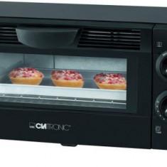 Mini cuptor electric Clatronic MB 3463, 800W, 8L (Negru)