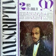 Manuscriptum 2/1973