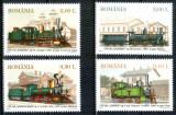 Romania 2011, LP 1912, Locomotive, seria, MNH! LP 20,90 lei