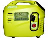 Generator de curent 2 kW inverter BASIC - benzina - SILENTIOS - Konner & Sohnen...