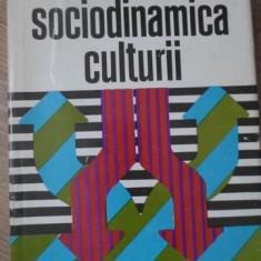 SOCIODINAMICA CULTURII - ABRAHAM A. MOLES