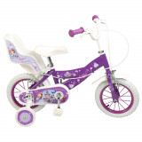 Bicicleta copii Printesa Sofia 12 inch