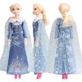 Papusa Elsa cu muzica si lumini , 75 cm