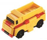 Cumpara ieftin MASINUTA TRANSFORMABILA - camion de gunoi & masina de pompieri