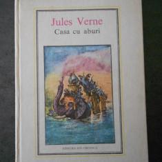 JULES VERNE - CASA CU ABURI (1979, Editura Ion Creanga)