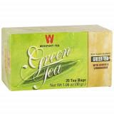 Wissotzky, Ceai verde cu Lemograss si ghimbir, 50g KFP