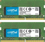 Memorie laptop Crucial 8GB (2x4GB) DDR4 2666MHz CL19