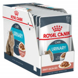 Cumpara ieftin Hrana umeda pentru pisici Royal Canin, Urinary Care, in sos, 12x85g
