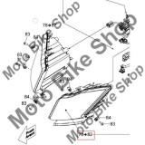 MBS Far complet SX Ski-Doo Summit X 800R E-TEC, 2012, Cod Produs: 517304195SK