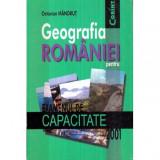 Geografia Romaniei pentru examenul de Capacitate 2001, Octavian Mandrut