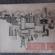 Album monografic cu poze Judetul TIMIS 1969 / C37P, Alta editura