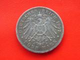 Moneda argint 5 Mark 1907 A (cn97)