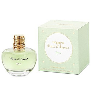 Emanuel Ungaro Ungaro Fruit d'Amour Green EDT 30 ml pentru femei foto