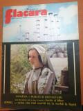 Flacara 8 iunie 1974-articol si foto jud. bacau si bihor,si comuna barca dolj
