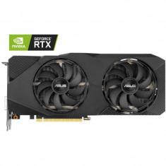 Placa video DUAL RTX2070S-O8G-EVO, PCI Express 3.0, 8GB GDDR6 256bit