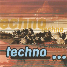 CD Techno, original: Simon Harris, The Predator, Nomis Sirrah