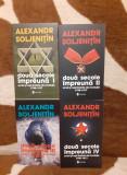 DOUA SECOLE IMPREUNA EVREII SI RUSII-ALEXANDR SOLJENITIN (4 VOL)