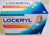 LOCERYL 5ml- Lac de unghii antimicotic