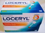 LOCERYL 5ml- Lac de unghii antimicotic