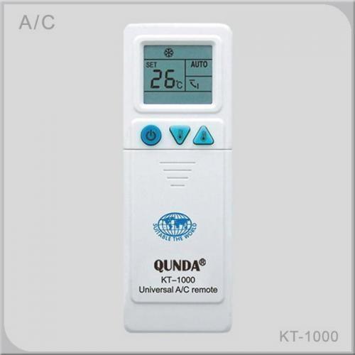 Telecomanda universala pentru Aparate aer conditionat 1000 coduri