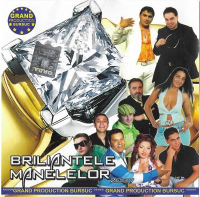 CD Briliantele Manelelor, original:Florin Salam, Copilul de Aur, Dan Armeanca foto