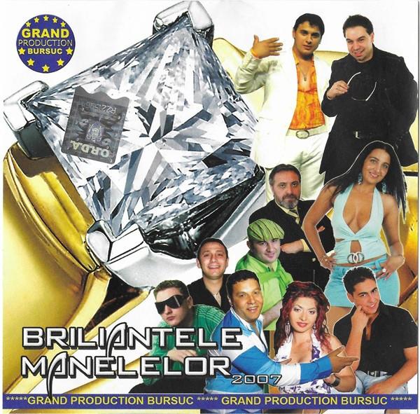CD Briliantele Manelelor, original:Florin Salam, Copilul de Aur, Dan Armeanca