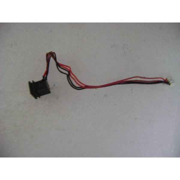 Mufa alimentare laptop Toshiba Satellite L300-12Y