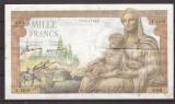 Franta 1943(18-2) - 1000 francs, circulata