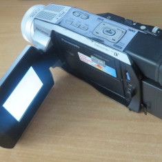 Camera video Panasonic MiniDV Palmcorder 700x Digital Zoom