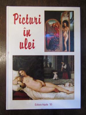 PICTURI IN ULEI-URSULA BAGNALL , BRIAN BAGNALL , ASTRID HILLE foto