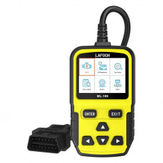 Tester auto / Interfata diagnoza auto OBD2 multimarca. Nu necesita laptop.