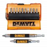 Set 14 piese DeWalt capete de insurubat- DT71502
