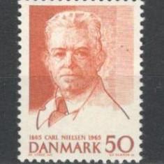 Danemarca.1965 100 ani nastere C.Nielsen-compozitor  MD.465