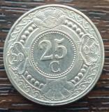 (M2547) MONEDA ANTILELE OLANDEZE - 25 CENTS 2009