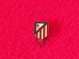 Insigna (cu talpa) fotbal - ATLETICO MADRID (Spania)