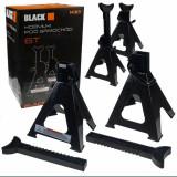 Capre Sustinere 6000 Kg BLACK POLONIA Chituci Auto 6 Tone TransGratuit