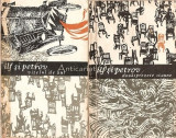 Douasprezece Scaune. Vitelul De Aur - I. Ilf, E. Petrov, 1965, Ilf si Petrov