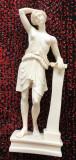 Statue alabastru - Nud - Grecia - lucrata manual - Femeie / Zeita, Nuduri, Europa