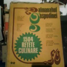 Almanahul Gospodinei, vol. 2, 1504 retete culinare